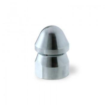 "Ugello Testa Tonda da 3/4"" F in acciaio INOX"